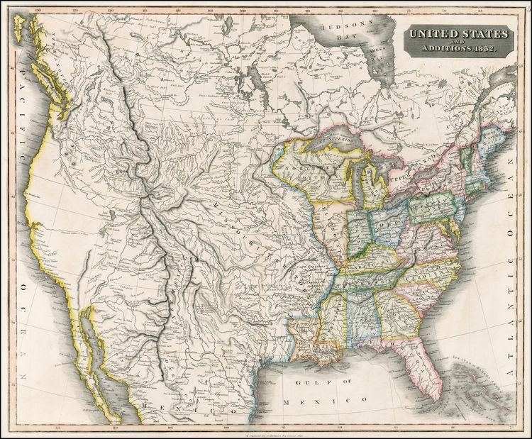 1832 in the United States