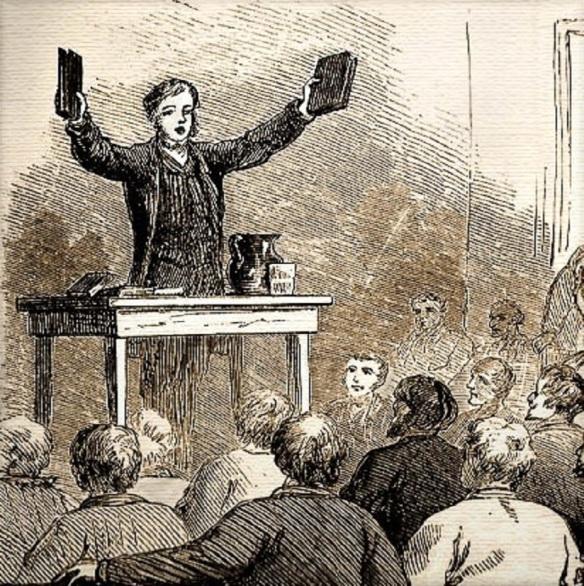 Mormon Missionaries 1832