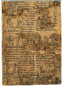 Joseph Smith Egyptian Papyrus #7
