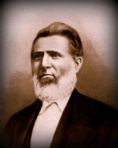 Rev. George W. Moore