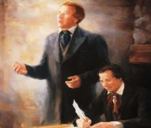 Joseph Smith & Oliver Cowdery