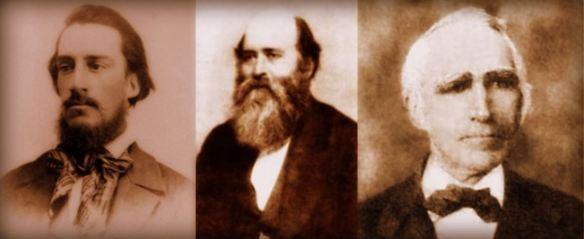 Joseph Smith III, Israel L. Rogers & Ebeneezer Robinson
