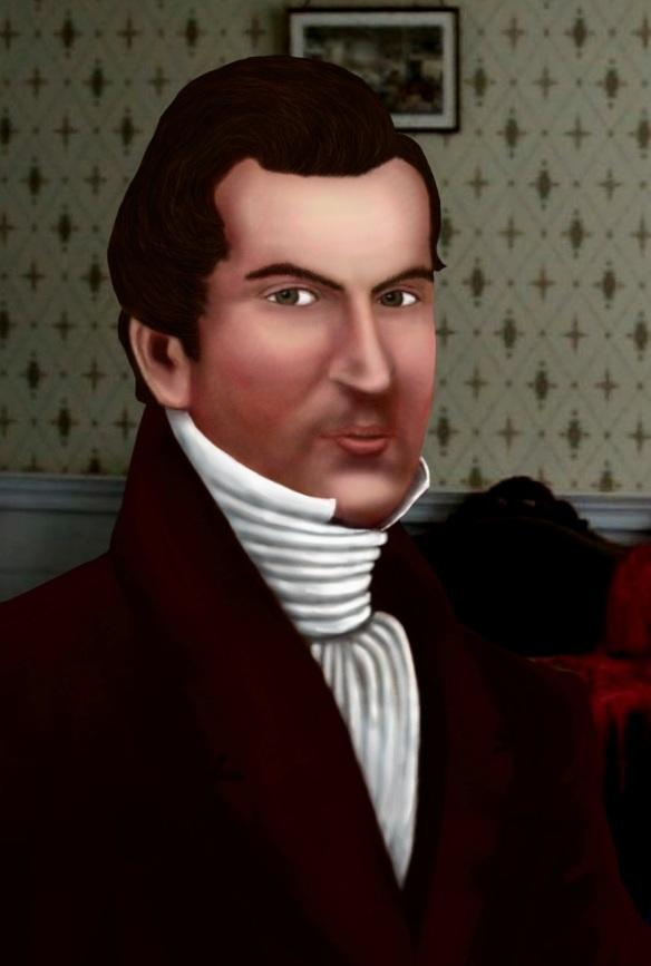 David Whitmer, Kirtland Ohio, 1832