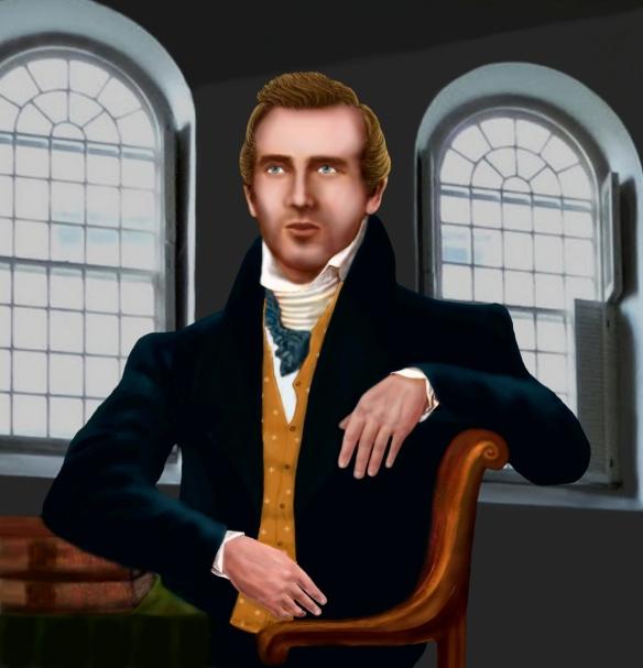 Joseph Smith, Kirtland Ohio, 1836 by grindael