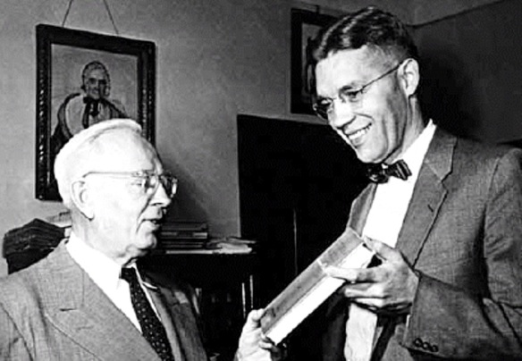 Joseph Fielding Smith & Bruce R. McConkie
