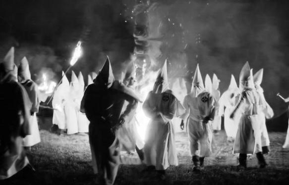 kkk-cross-burning
