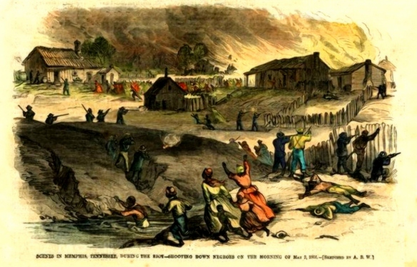 Scenes in Memhis, Tennessee, April 30, 1866-001