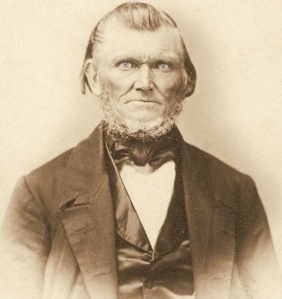 Wilford Woodruff circa 1880