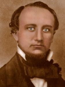 George Quayle Cannon, c. 1851