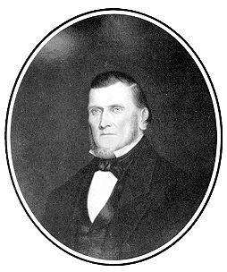 Wilford Woodruff, c. 1860