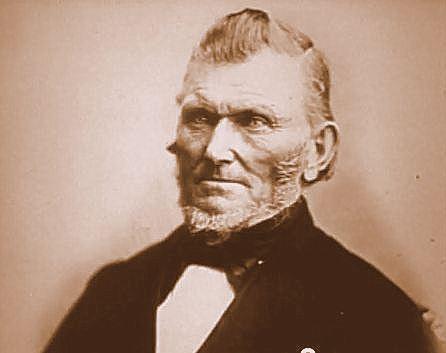 Wilford Woodruff, c. 1865
