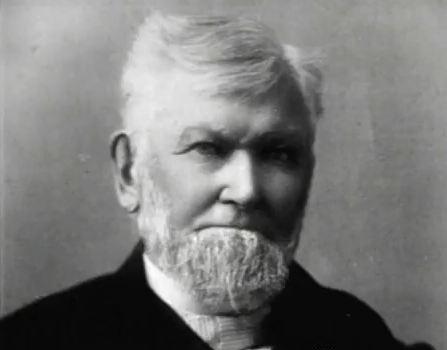 Wilford Woodruff, c. 1890