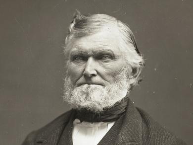Wilford Woodruff, c. 1880