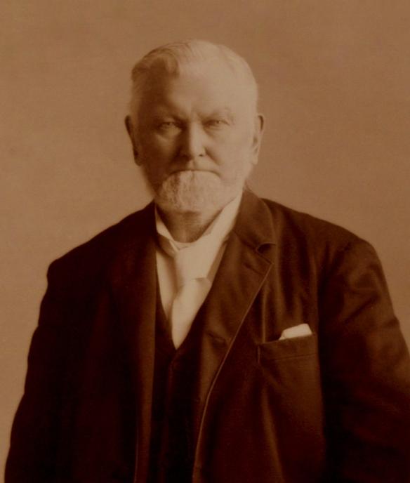 Wilford Woodruff, c. 1894