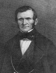 Wilford Woodruff, c. 1853