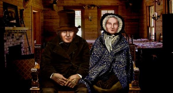 Joseph Smith & Lucy Mack Smith