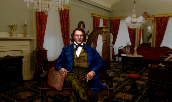 Brigham Young by grindael