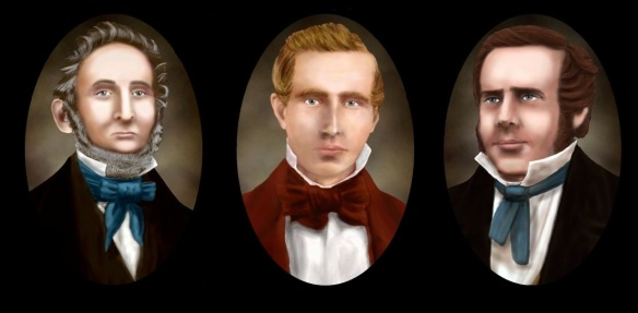 1st Presidency, 1841-1844