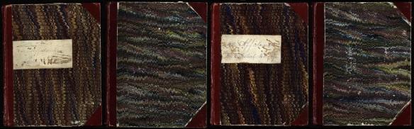1869 Utah Affidavit Book Covers (Proper Order)