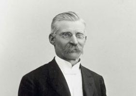 Historian Andrew Jenson
