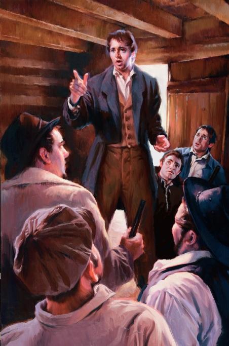 Joseph Smith Danites