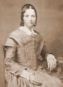Eliza R. Snow, circa 1852