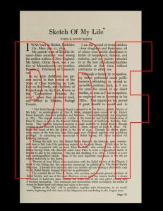 "Eliza R. Snow ""Sketch Of My Life"" 1885, PDF, 39 pages"