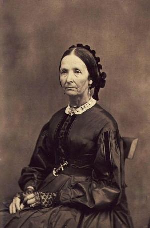 Eliza Roxcy Snow c. 1880