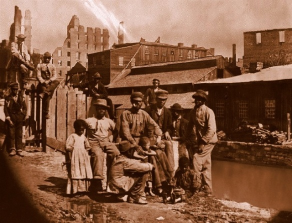 Freed Blacks After Civil War