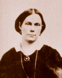 Harriett Amelia Folsom (25th Wife of Brigham Young)