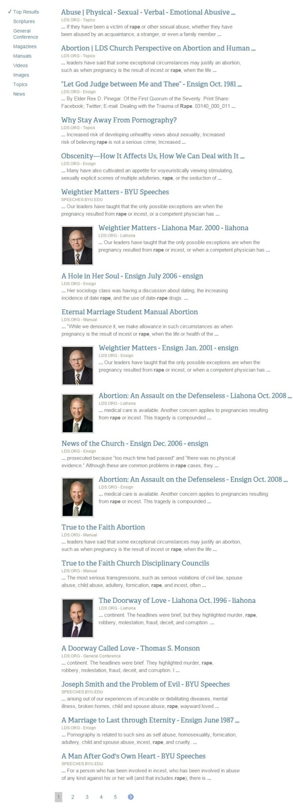 "lds.org search ""rape"""