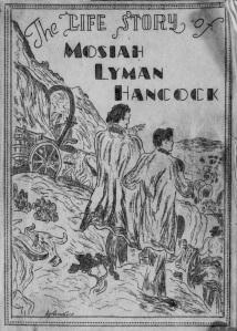 Cover of The Life Story of Mosiah Lyman Hancock