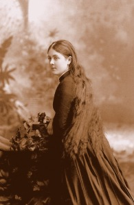 A Young Alice Merrill Horne