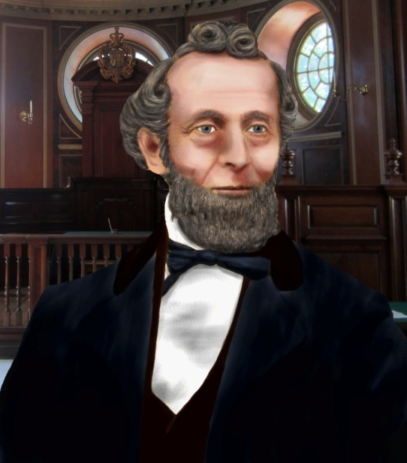 Lorenzo Snow gives his testimony (Temple Lot) by grindael